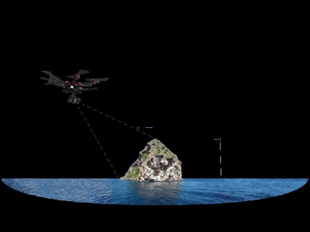 Modélisation 3d par Drone Caraibes